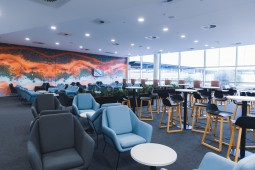 Swissport opens Australia's first Aspire lounge at Perth airport / second lounge to open later this year